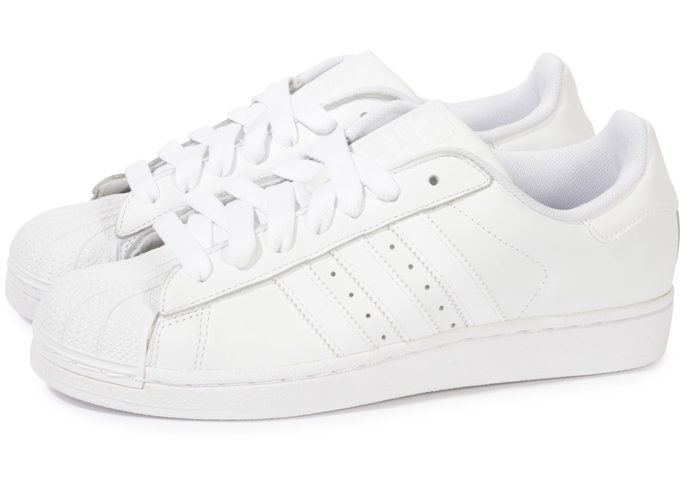 baskets adidas blanches