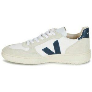 VEJA – V10 B MESH White / Blue