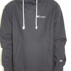 CHAMPION  Deconstruction Sweatshirt Black