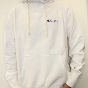 CHAMPION – Deconstruction Sweatshirt White