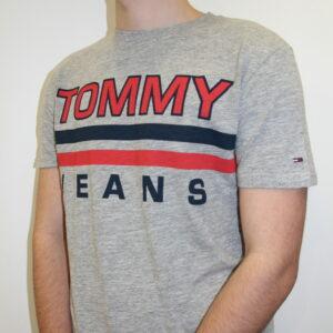 TOMMY HILFIGER – Stripe Gris