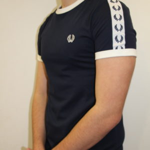 FRED PERRY – Tapped Ringer Marine