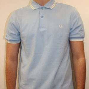 FRED PERRY – Twin Tipped Ciel