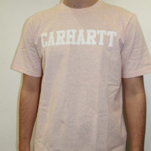 CARHARTT Wip – Tee Shirt Rose