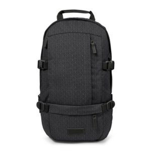 EASTPAK – Floid Anthracite pois blanc