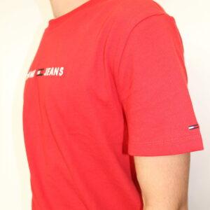 TOMMY HILFIGER – Tshirt Rouge