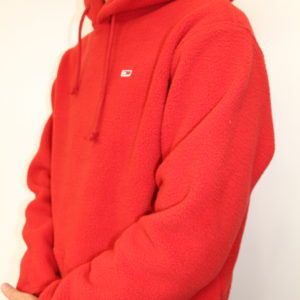 TOMMY HILFIGER – Polaire Rouge