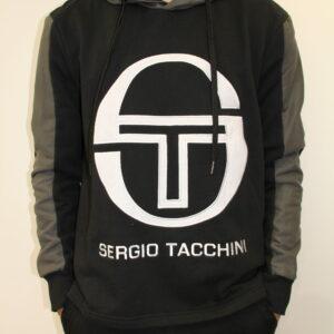 TACCHINI – SWEAT LOGO BLACK
