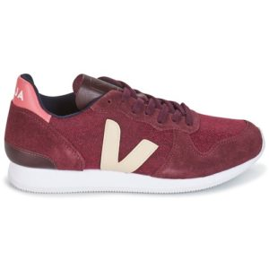 VEJA – Chaussure Holiday Low Top Pixel Burgundy