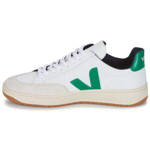 VEJA – Chaussure V12 B Mesh White Emeraude