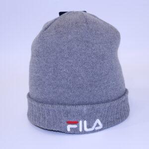 FILA – Bonnet Gris