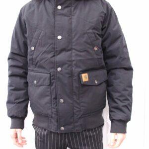 CARHARTT WIP – Trapper Jacket Noir
