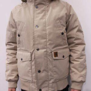 CARHARTT WIP – Trapper Jacket Beige
