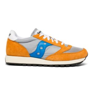 SAUCONY – Jazz Original Vintage Grey Blue