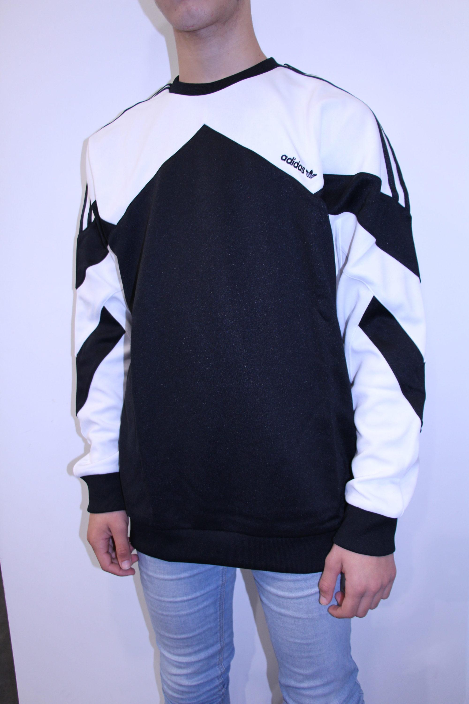 ADIDAS Palmeston Sweat shirt BlackWhite SPORT AVENTURE