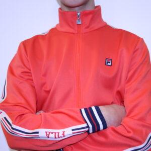FILA – Veste Lefty Track Jacket Orange