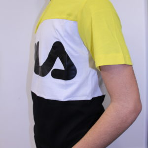 Fila – Tee-shirt Logo Day Yellow