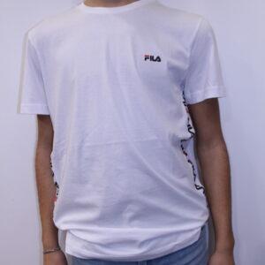 Fila tee shirt 682362 blanc homme | Des marques et vous