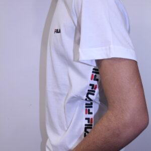 FILA – Tee-Shirt Talan White