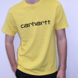 CARHARTT WIP – Script Jaune