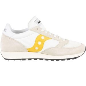 SAUCONY – Jazz Original Vintage Grey Yellow
