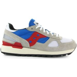 SAUCONY  – Shadow Gris / Bleu / Rouge