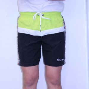 CHAMPION – Short De Bain Jaune