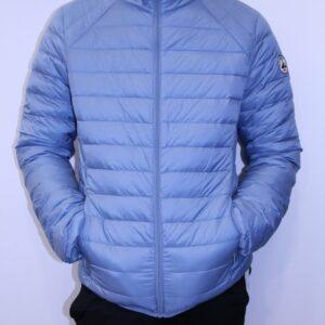 JOTT – Doudoune Mat Bleu Jeans