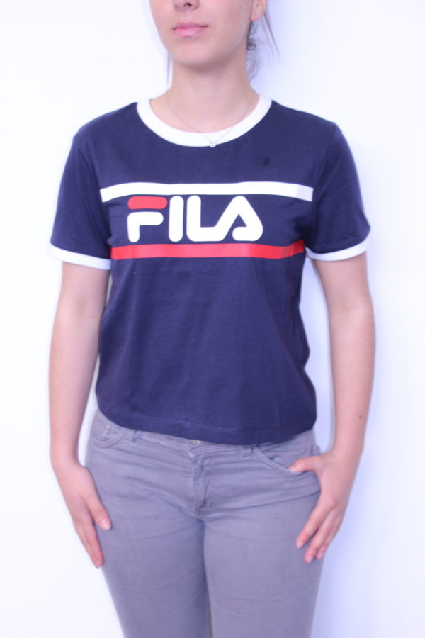 T Shirt Fila Femme Ashley