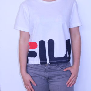 FILA – Tee-shirt Early White