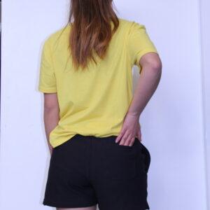 CHAMPION – Short Coton Femme Black
