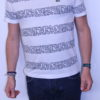 tee shirt lacoste keith haring