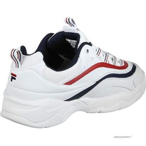 FILA – Ray Low White Navy Red