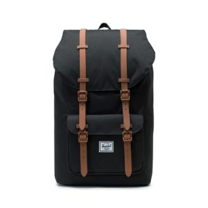 HERSCHEL – Sac à dos Little America Black