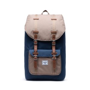 HERSCHEL – Sac à dos Little America Navy/Tan