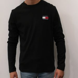 TOMMY HILFIGER Badge Black