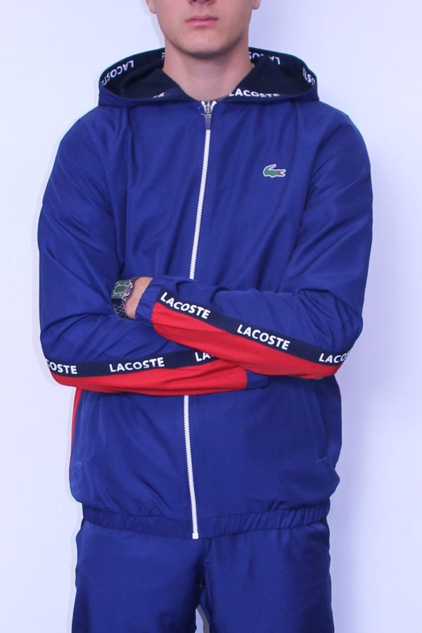 Lacoste Veste color block