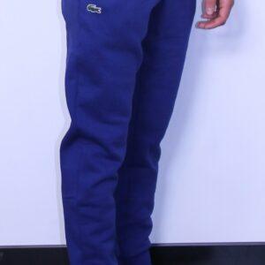LACOSTE Pantalon Survêtement Bleu