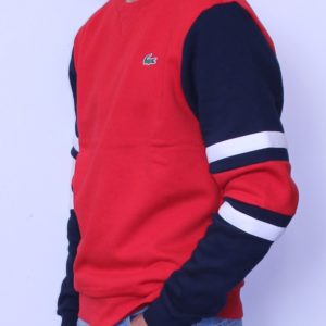 LACOSTE Sweat shirt Sport Rouge