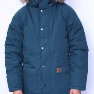 CARHARTT WIP  Trapper Jacket Vert
