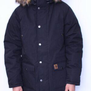 CARHARTT WIP  Trapper Jacket Noir
