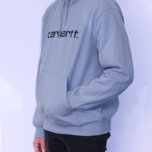 CARHARTT WIP Hooded Sweat Cloudy