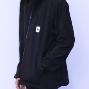 CARHARTT WIP Softshell Jacket Black
