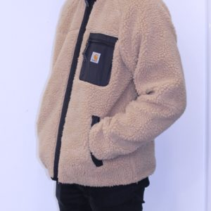 CARHARTT WIP Prentis Pullover Polaire Beige