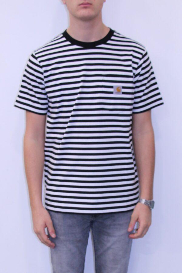 tee-shirt Carhartt Wip Haldon