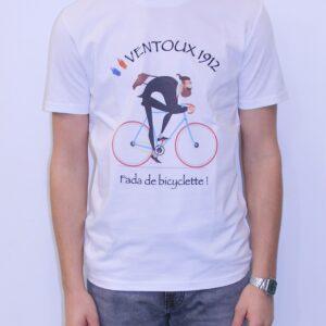 BONMOMENT T-shirt Coton Bio VENTOUX  Fada