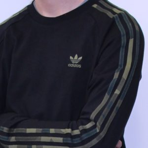 ADIDAS ORIGINALS Tee shirt Camo