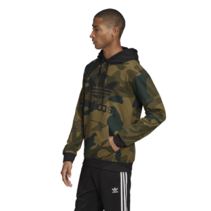 ADIDAS Sweatshirt Camouflage