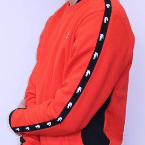 LACOSTE SH4866 Sweatshirt  Rouge