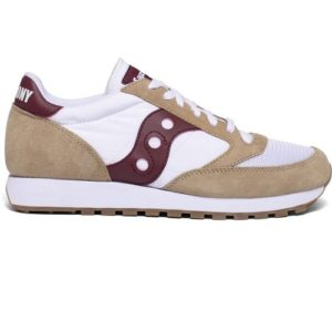 SAUCONY Jazz Original Vintage Wine
